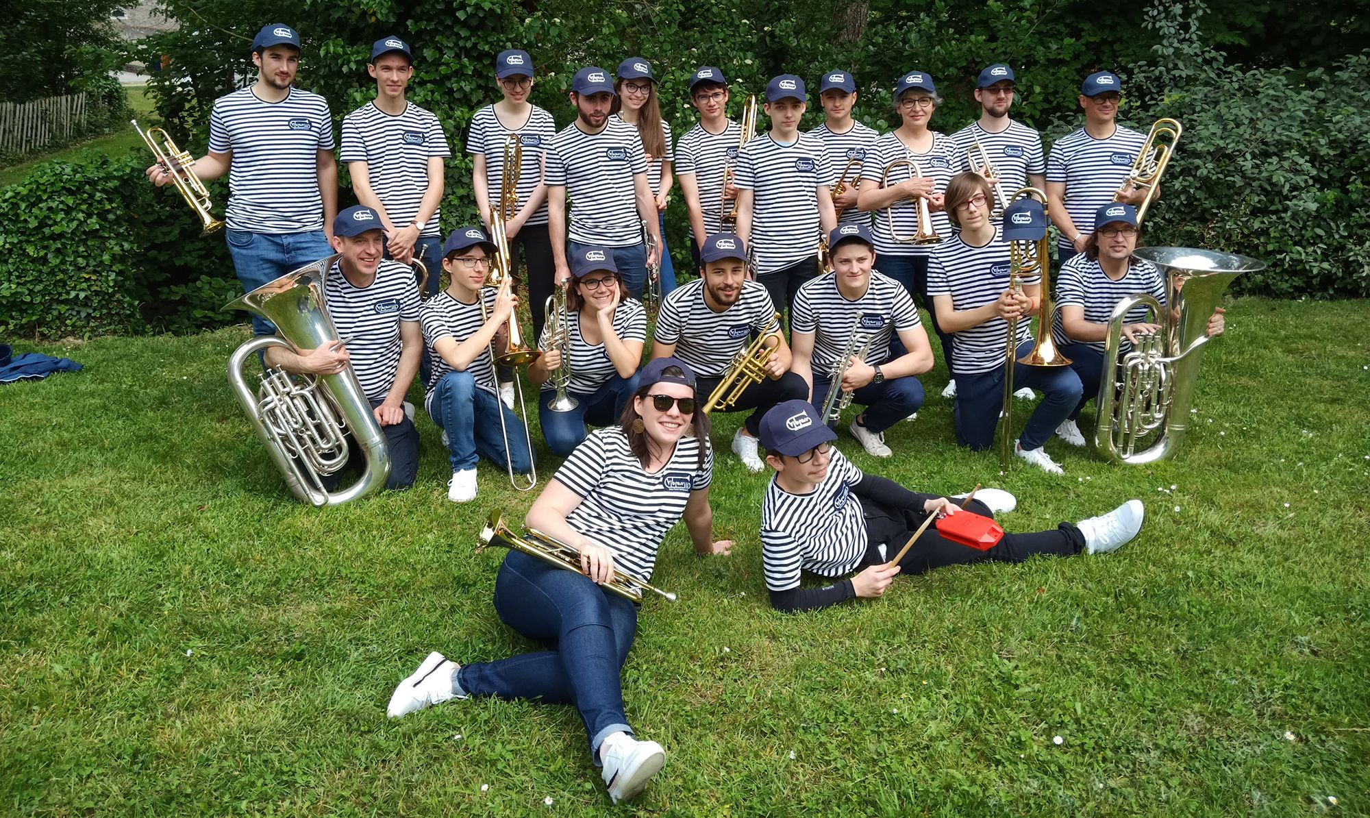 ensemble Vibrass 4