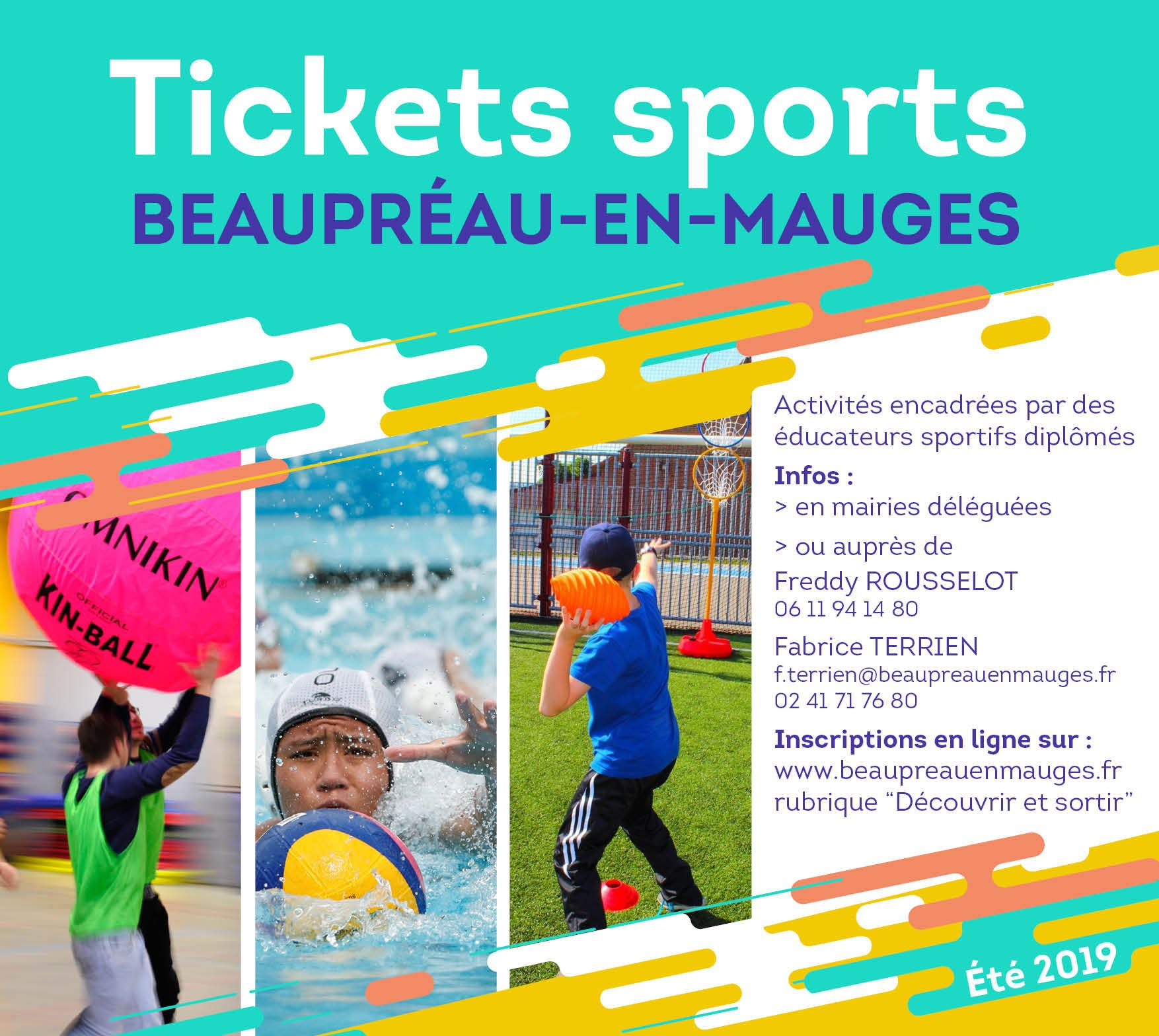 tickets sports ete2019 SITE